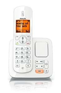 Philips BeNear CD2851W/DE Schnurlostelefon  weiß