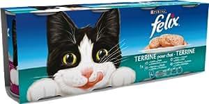 Felix - Terrines - 4 x 400 g