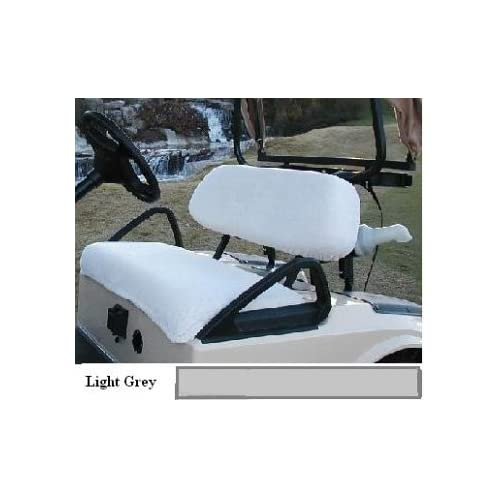 Two Piece Set Golf Cart Seat Covers (Club Car Golf Cars 2000 To Present) (EZ GO Golf Cars)