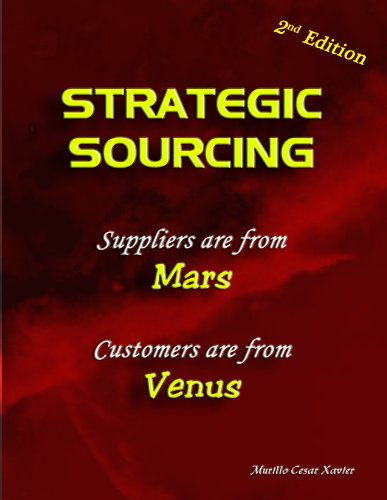 Strategic Sourcing - Suppliers are from Mars, Customer are from Venus