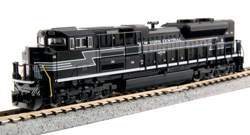 Kato Usa Model Train Products Emd Sd70Ace Norfolk Southern Heritage Locomotive #1066, New York Central Paint