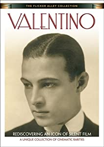 The Valentino Collection (The Young Rajah / Stolen Moments / A Society Sensation / Moran of the Lady Letty)