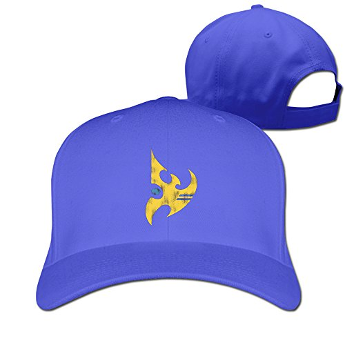 Unisex StarCraft II Protoss Vintage Logo Baseball Caps