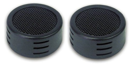 Pair of Brand New Diesel Audio Ns119tw 300 Watt Component Tweeters with Built in Crossover
