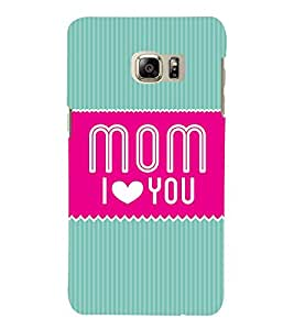 Mom I Love You Maa 3D Hard Polycarbonate Designer Back Case Cover for Samsung Galaxy Note 7 : Samsung Galaxy Note 7 N930G : Samsung Galaxy Note 7 Duos