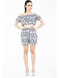 Dana Dot Print Shorts