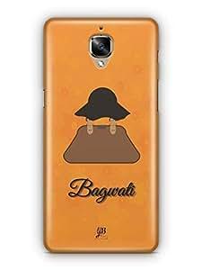 YuBingo Respect Bagwati Mobile Case Back Cover for OnePlus 3