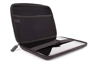 Coque étui de protection en EVA noir résistant à l'eau compatible avec tablettes tactiles Archos 80XS, 80 G9 Turbo et 80 Titanium