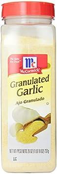 McCormick Granulated Garlic