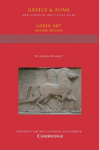 Greek Art (New Surveys in the Classics)