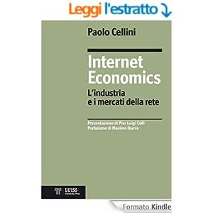 Internet economics (Economia e società)