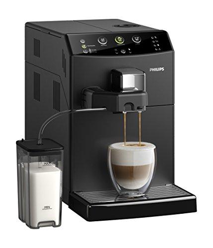 Philips HD8829/01 3000 Serie Kaffeevollautomat, Cappuccino auf Knopfdruck, schwarz thumbnail