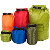 Waterproof Dry Bags for camping, kayaking, canoeing, hiking and Exped by MountainShack