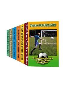 Soccer Coaching:Schupak's Soccer 6 Pack DVD Set