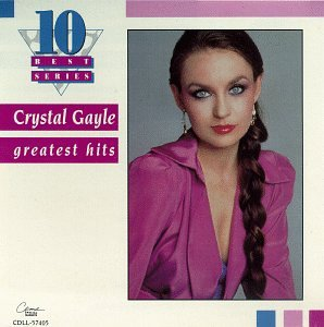 Crystal Gayle - Greatest Hits (Crystal Gayle Greatest Hits compare prices)
