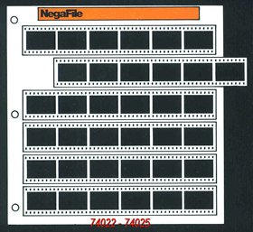 Poly-View 35 mm Negatives, 100/PK (35 Mm Negative Protector Sleeves compare prices)
