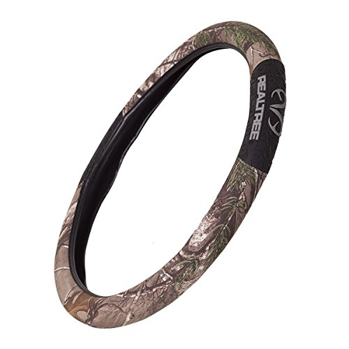 Realtree Two-Grip Antler Steering Wheel Cover (Realtree XTRA Camo, Sold Individually) (Steering Wheel Cover Pattern compare prices)