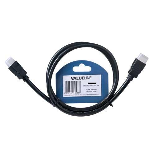 Câble HDMI Mâle 2.0m Black Bulk- NVIB1202