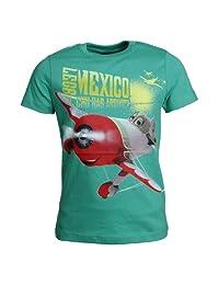 Disney Planes KIDS 99266 T-Shirt verde