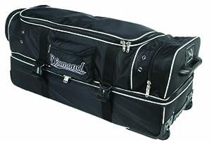 Diamond Sports Deluxe Wheeled Umpire Bag (33-Inch)