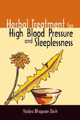 Herbal Treatment For High Blood Pressure & Sleeplessness (Herbal Cure)