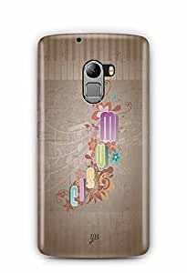 YuBingo Music Designer Mobile Case Back Cover for Lenovo A7010