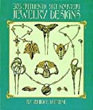 img - for Maurice Dufrene: The 305 Authentic Art Nouveau Jewelry Designs (Paperback); 1985 Edition book / textbook / text book