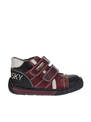 Pablosky Zapato Abotinado Tira (Vino)