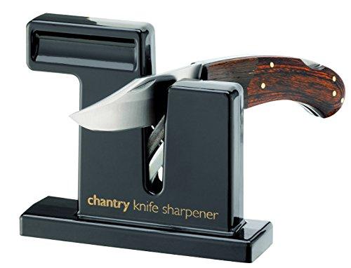 Taylor's Eye Chantry Knife Sharpener, White