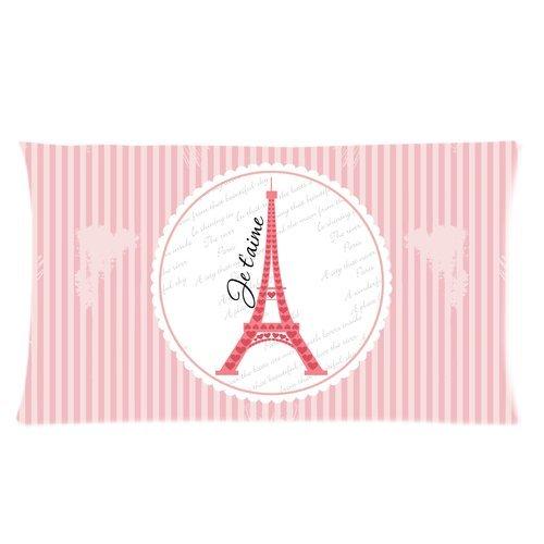 Pink Paris Bedding front-1071709