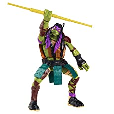Teenage Mutant Ninja Turtles Movie Deluxe Don