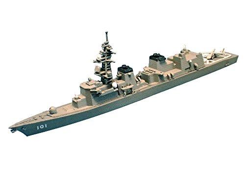 1/2000 JMSDF DD-101「むらさめ」型護衛艦