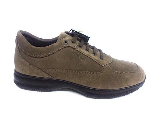 ENVAL SOFT uomo sneakers basse 68944/00 43 Fango scuro