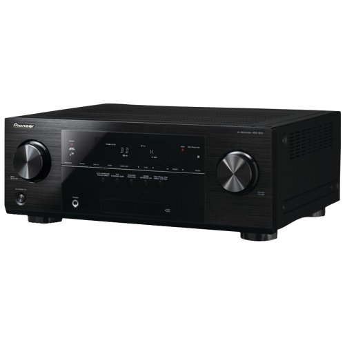 Pioneer VSX-822-K 5.1-Channel Network Ready A/V Receiver