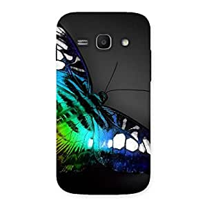 Stylish Butterflie Power Multicolor Back Case Cover for Galaxy Ace 3