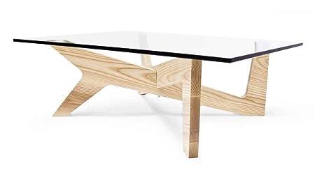 X Rectangular Coffee Table