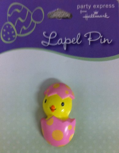 Easter Lapel Pin - Easter Baby Chick Lapel Pin