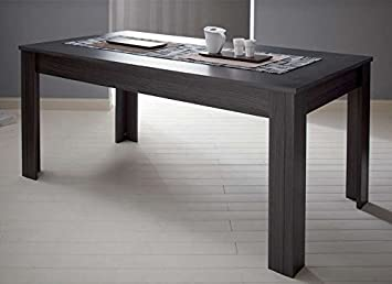 table 170 cm salle manger bruges weng cuisine maison m176. Black Bedroom Furniture Sets. Home Design Ideas