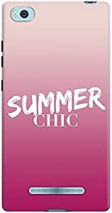 mi 4i back case cover ,Summer Chic Sunset Designer mi 4i hard back case cover. Slim light weight polycarbonate case with [ 3 Years WARRANTY ] Protects from scratch and Bumps & Drops.