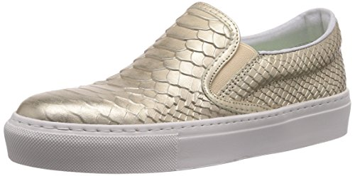 Bronx BX 579, Low-Top Sneaker donna, Oro (Gold (gold103)), 41