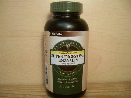 Gnc Super Digestive Enzymes 100Cap