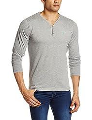 The Indian Garage Co. Men's Cotton T-Shirt - B01B7R57UC