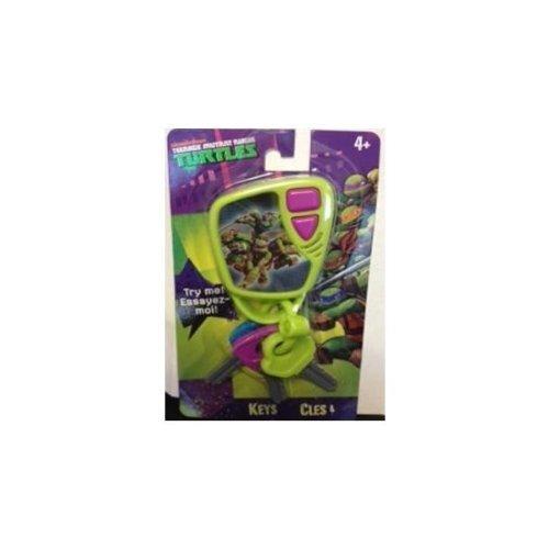 Teenage Mutant Ninja Turtles Play Keys - 1