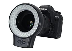 YONGNUO WJ-60 Macro Ring Photography Continuous LED Light for Canon Nikon Sigma