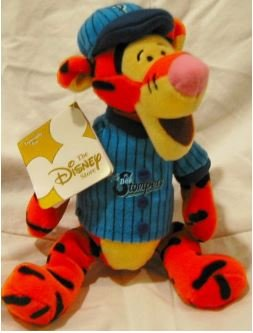 Disney Bean Bag Plush-Baseball Tigger - 1