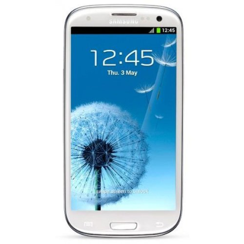 Samsung Galaxy S III LTE GT-I9305 - 16 GB - Marble White Smartphone Black Friday & Cyber Monday 2014