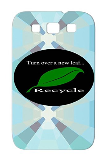 Leaf Design Recycle 3 Green Dirtproof Day Awareness Jata132 Designs Mousepads Organic News Politics Baby Clothes Global Warming Girls T Shirts Earth Earth Day Designs Buttons Environment Energy Awareness Environmental Day Caps For Sumsang Galaxy S3 Tpu Co front-221962