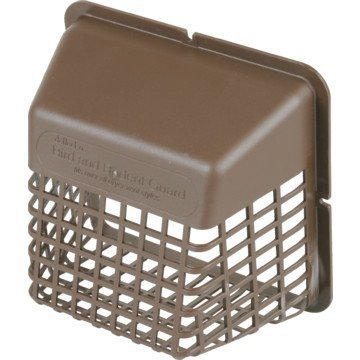 Universal Bird Guard Brown front-591229