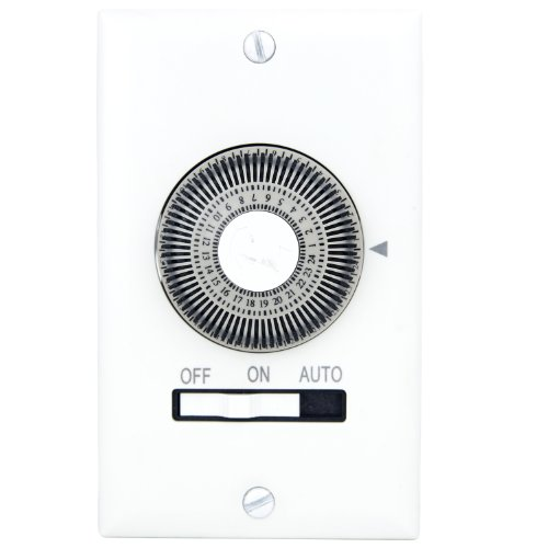 Sunlite 05014-Su T600 24 Hour Manual In-Wall Timer