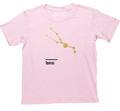 hippowarehouse-taurus-constellation-kids-short-sleeve-t-shirt